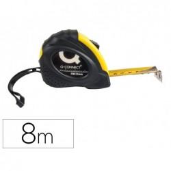 Metre enrouleur q-connect caoutchouc frein materiel...