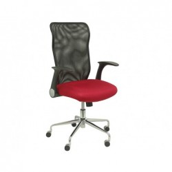 Chaise direction q-connect base metal dossier nylon...