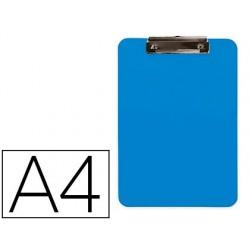 Porte-bloc q-connect plastique rigide epaisseur 25mm a4...