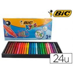 Feutre bic kids visacolor xl coloriage encre lavable...