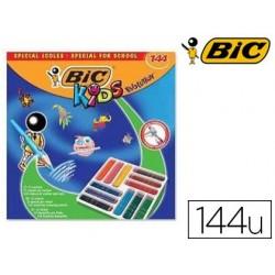 Crayon couleur bic kids evolution résine synthèse 175mm...