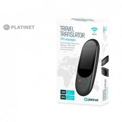 Traducteur de voyage platinet 126 langues wi-fi double...