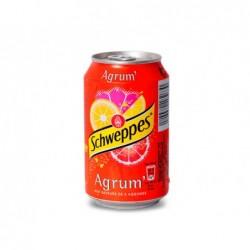 Schweppes agrum 33cl