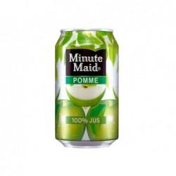 Minute maid pomme boite 33cl