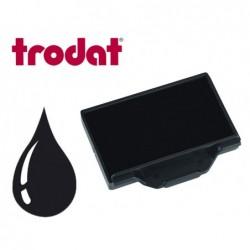 Cassette encrage trodat 6/53a pour tampon metal line...