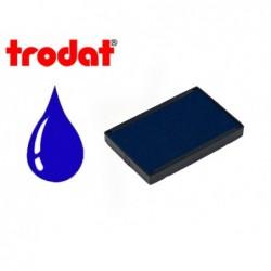 Cassette encrage trodat 6/4928b pour tampon encreur 4928...