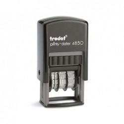 Tampon dateur trodat 4850/l1 mini avec formule recu le...