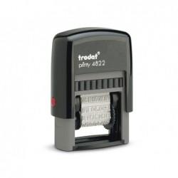 Tampon trodat printy 4822b multiformule comptabilite 12...