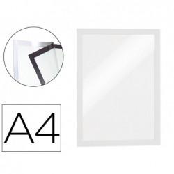 Cadre affichage durable duraframe a4 adhesif visibilite...