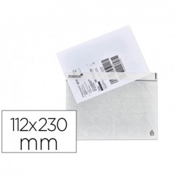 Pochette porte-document antalis dos auto-adhésif...