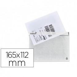 Pochette porte-document antalis dos auto-adhésif c6...