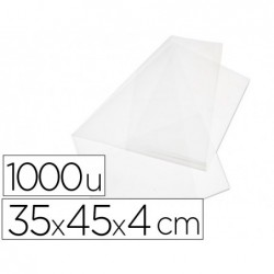 Sachet plastique fond de caisse antalis polyéthylène...