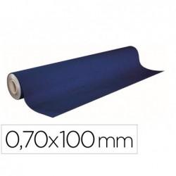Bobine papier kraft apli agipa 070x100m verso brun...