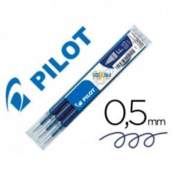 Recharge roller pilot frixion ball pointe fine coloris...