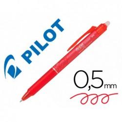 Roller pilot frixion ball clicker encre gel pointe fine...