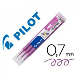 Recharge roller pilot frixion ball 07 pointe moyenne...