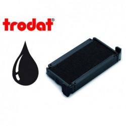 Cassette encrage trodat 6/4911 recharge tampon trodat...
