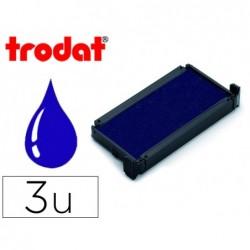Cassette encrage trodat 6/4912 recharge tampon printy...