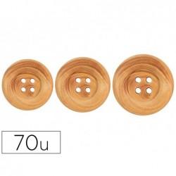 Etoile en bois fontorpin naturel a decorer mix 3 tailles...