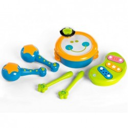 Set instruments miniland baby orchestra initiation a la...