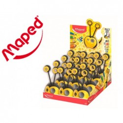 Taille-crayons maped croc croc universal 4 usages