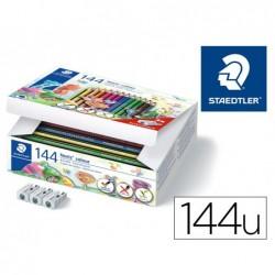 Crayon couleur staedtler noris 187 triangulaire wopex...