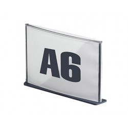 Plaque signalisation paperflow polystyrène format a6...