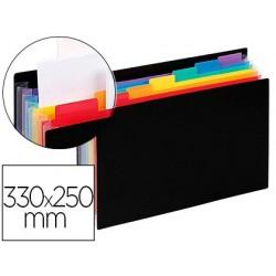 Trieur viquel rainbow class polypropylene 7/10e 245x320mm...