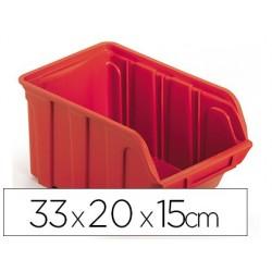 Bac a bec viso tekni4r polypropylene empilable resistant...