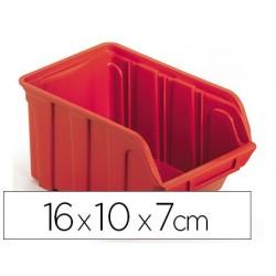Bac a bec viso tekni2r polypropylene empilable resistant...