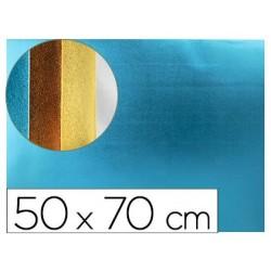 Plaque mousse liderpapel métallisée 50x70cm 60g/m2...
