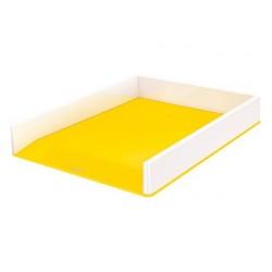 Corbeille courrier leitz wow dual polystyrene...