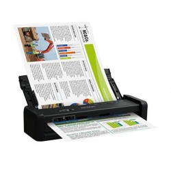 Scanner epson workforce ds-360w portable wifi  batterie...