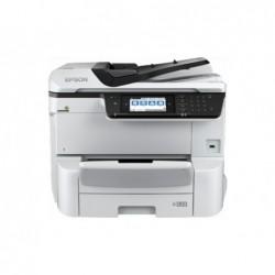 Imprimante multifonction epson wf-c8610dwf 4 en 1 jet...