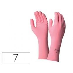 Gant menage usage quotidien coloris rose sachet 1 paire...
