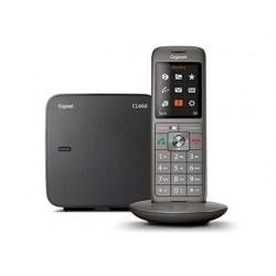 Telephone gigaset cl660 duo sans fil mode mains-libres...