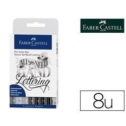 Feutre faber-castell lettering pitt artist pen encre...