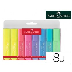 Surligneur faber-castell textliner tl1546...