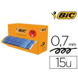 Roller bic gelocity classic pointe moyenne 07mm encre gel...