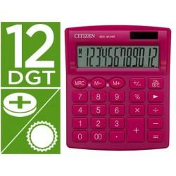 Calculatrice citizen bureau sdc-812nrpke 12 chiffres dim....