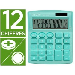Calculatrice citizen bureau sdc-812nrlge 12 chiffres dim....