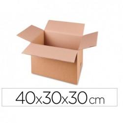 Caisse américaine antalis double cannelure 40x30x30cm