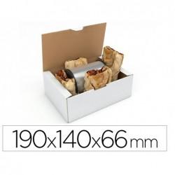 Boîte carton mono antalis ondulé simple cannelure kraft...