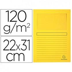Chemise exacompta forever carte recyclée 120g 22x31cm...