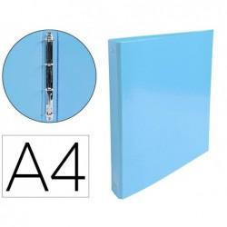 Classeur exacompta iderama 4 anneaux 30mm carton...