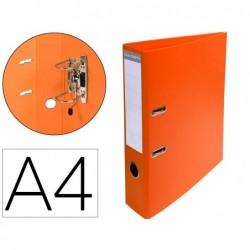 Classeur levier exacompta carton recouvert pvc a4 32x29cm...