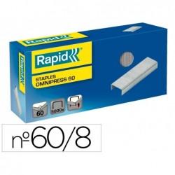 Agrafe rapid omnipress 60 boîte 5000 unités