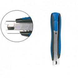 Cutter maped zenoa sensitiv plastique lame métal 18mm...