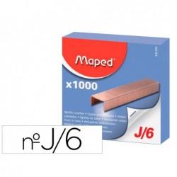 Agrafe maped jacky 6 boîte 1000 unités
