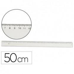 Règle plate wonday plastique biseautée 50cm
